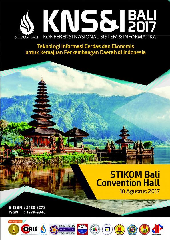 KNS&I STIKOM Bali 2017
